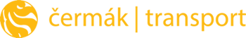 Logistické služby – CERMAK Logo